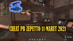 CHEAT PB ZEPETTO 11 MARET 2021