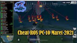 Cheat ROS PC 10 Maret 2021