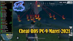Cheat ROS PC 9 Maret 2021