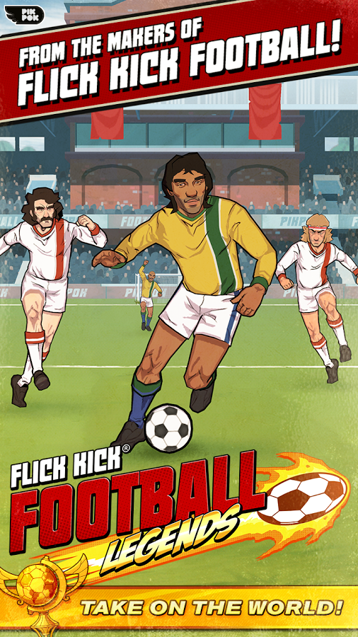 Flick Kick Football Legends Mod Apk