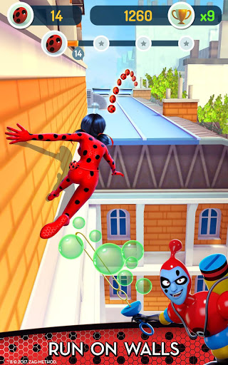 Miraculous Ladybug & Cat Noir – The Official Game Mod Apk