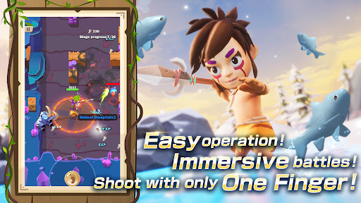 Cave Shooter-Instant Shooting Mod Apk 1