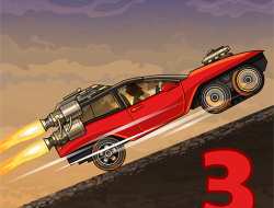 Earn to Die 3 Mod Apk v1.0.3 Unlimited Money0 (0)