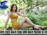 Twitter Video Bokeh China 4000 Bokeh Museum No Sensor
